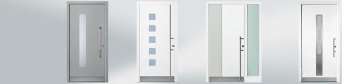 Domovní vchodové dveře Internorm